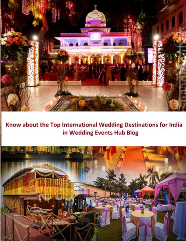 Know about the Top International Wedding Destinations for India in We Know_About_the_Top_International_Wedding_Destinati