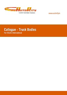 Truck Body Fabrication