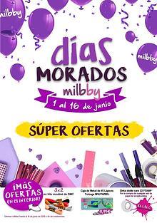 Días Morados Zaragoza