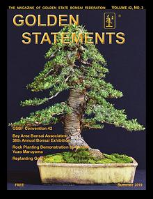 Golden Statements Magazine Summer 2019 Issue