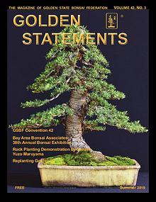 Golden Statements Magazine Summer 2019 Issue