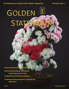 Golden Statements Magazine 2018