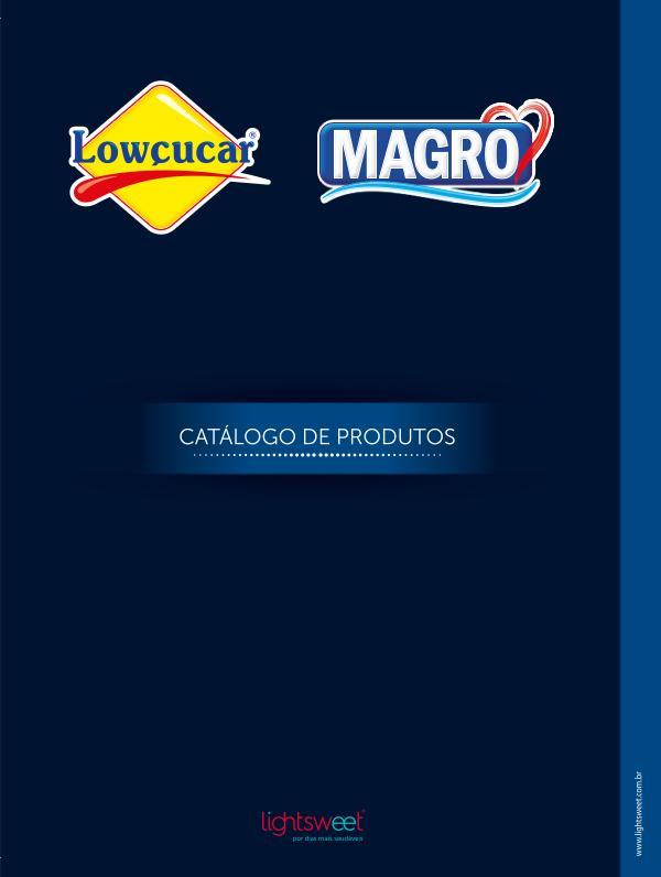 Catálogo de Produtos - Lowçucar   Magro 04001565 -CATALOGO DE PRODUTOS 2019