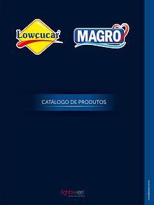 Catálogo de Produtos - Lowçucar | Magro