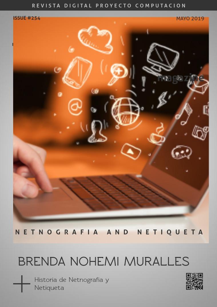 Netnografia & Netiqueta Mi primera publicacion
