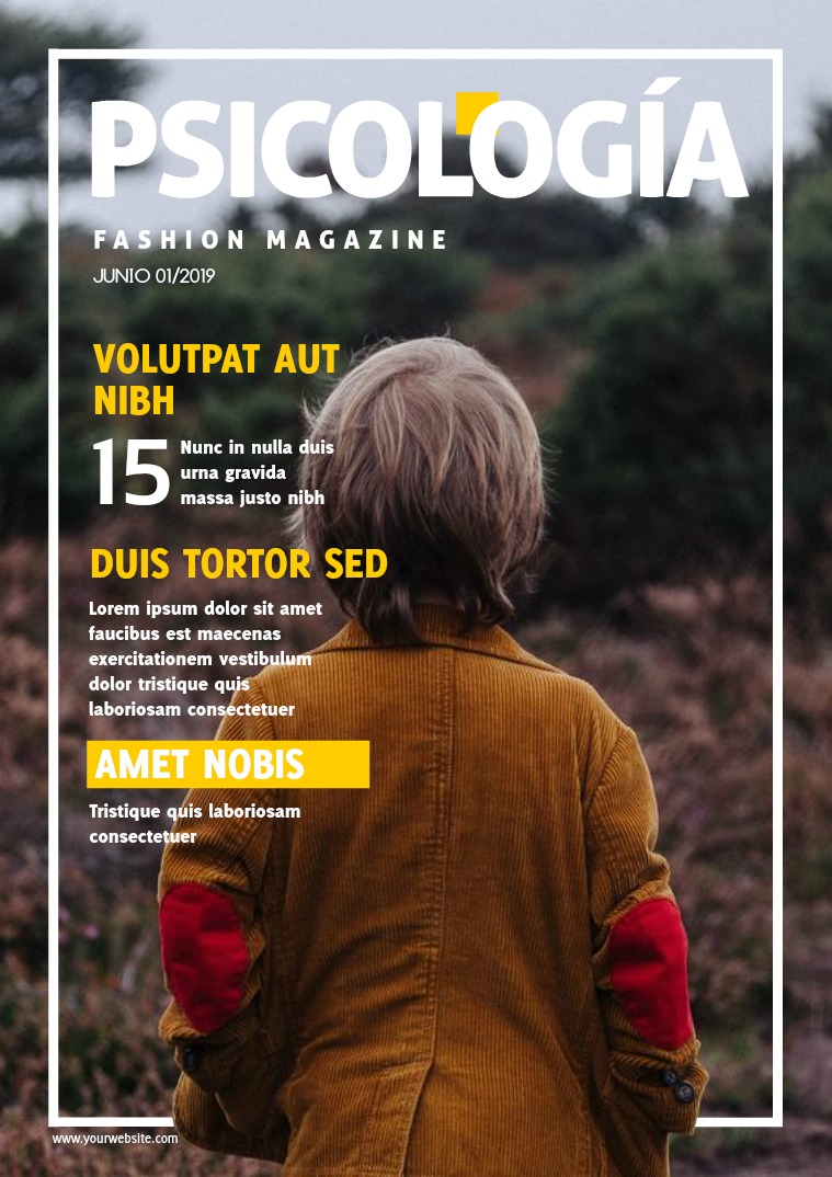 REVISTA PSICOLOGICA volumen 1