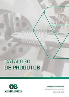 Catálogo de Máquinas e Acessórios