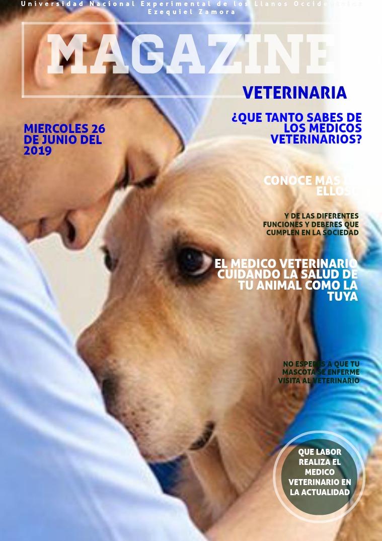 El Medico Veterinario Conocimientos basicos