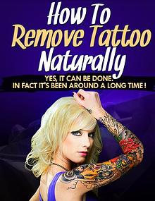 Laserless Tattoo Removal Guide Dorian Davis free PDF download