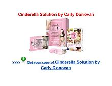 Cinderella Solution Carly Donovan pdf download