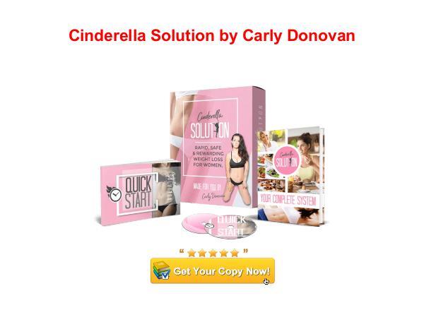 Cinderella Solution Carly Donovan pdf download Cinderella Solution Carly Donovan reviews