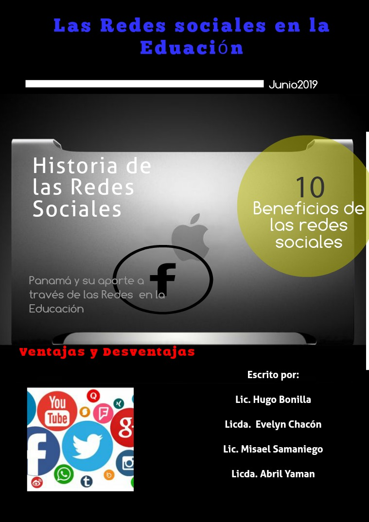 Revista Virtual Redes sociales en la educación