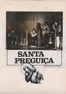 Santa Preguiça