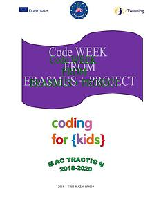 MAC TRACTION CODEWEEK