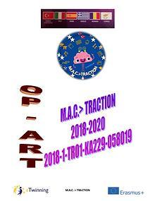 OP ART -MAC TRACTION ERASMUS PROJECT