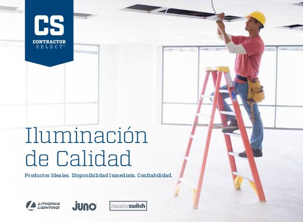 Contractor Select MILENIUM BOOKLET CONTRACTOR SELECT 2019 ESPAÑOL - MCI
