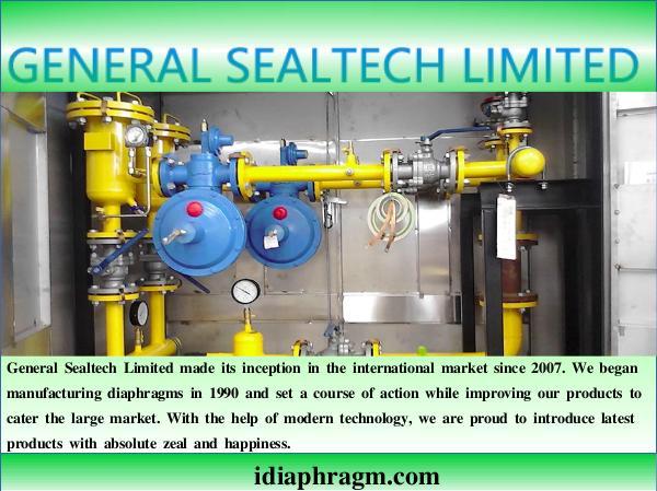 Regulator Diaphragm