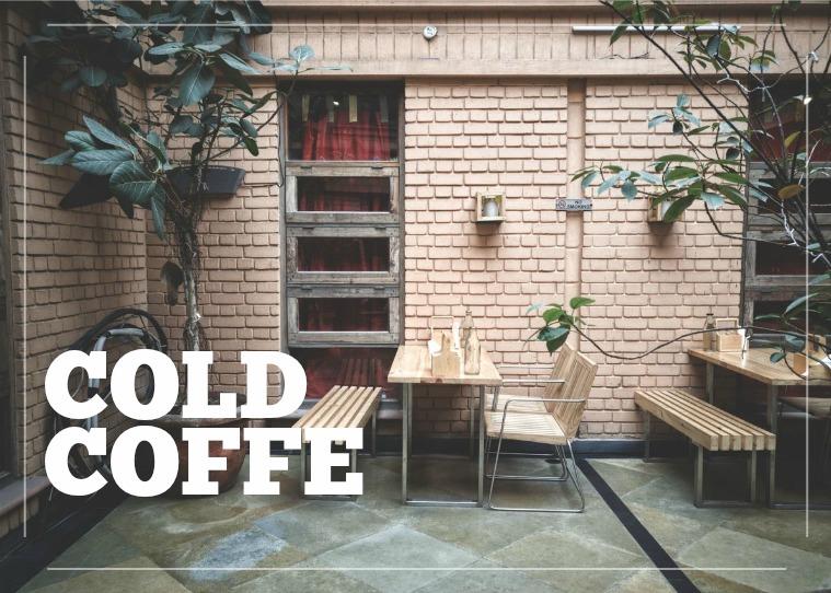 Mi primera publicacion Cold Coffe