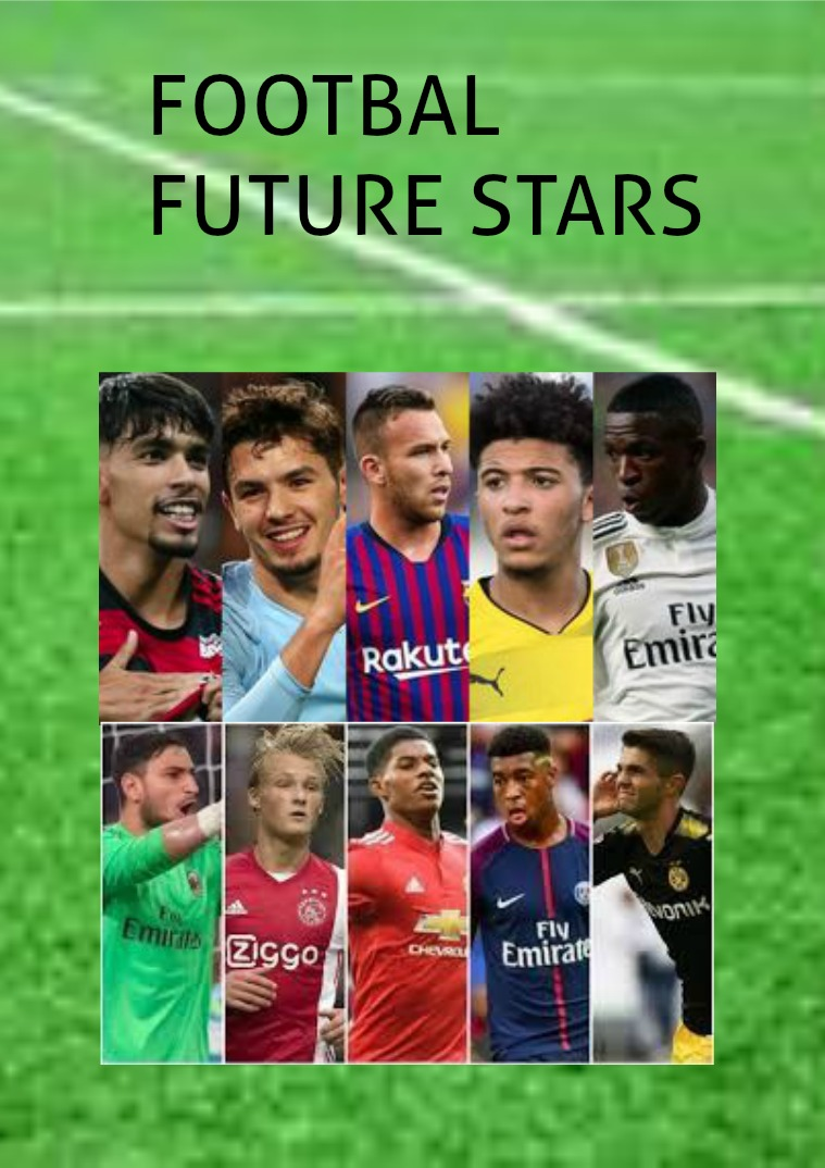 FOOTBALL FUTURE STARS Volumen 1