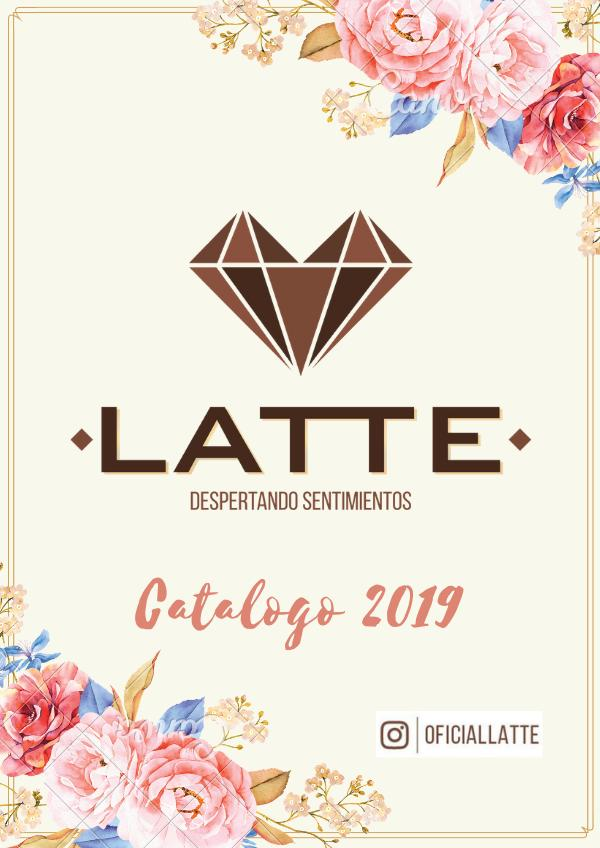 Latte Catalogo 2019 Latte Catalogo 2019