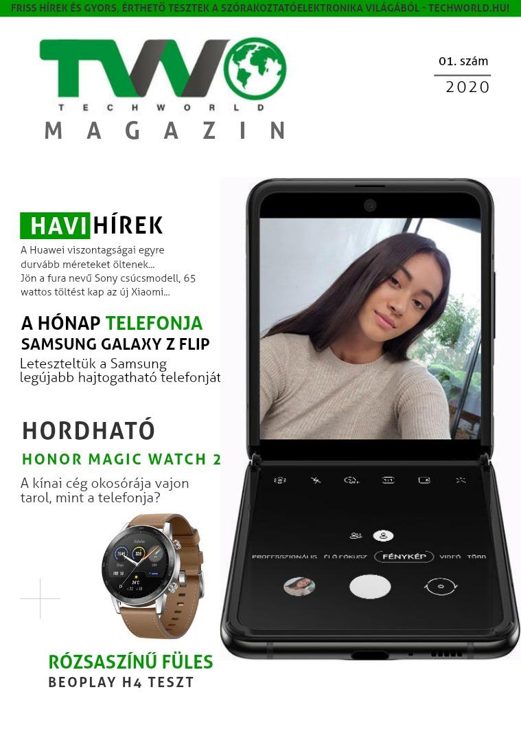 TechWorld magazin 02. 2020