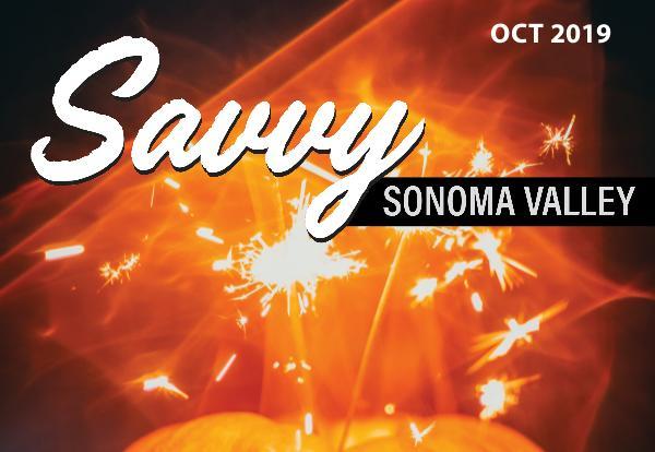 Savvy Sonoma Valley October 2019