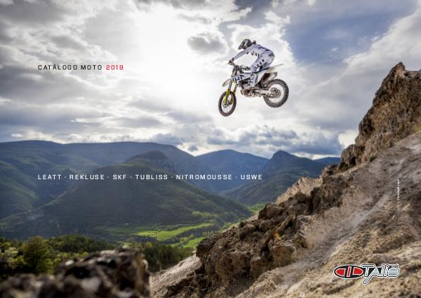 Catálogo Mundo Talio 2019 Moto talio_catalog_GPX_2019