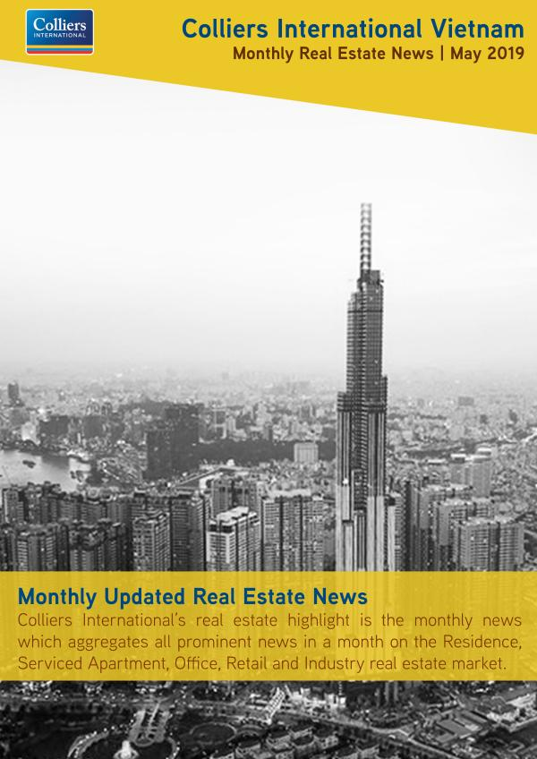 Monthly Real Estate News | May 2019 Monthly Real Estate News | May 2019