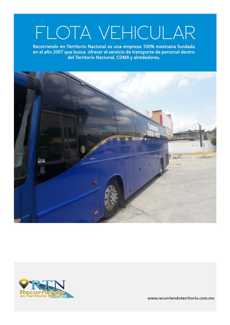 Catálogo de Unidades Primera Edición del parque vehicular que RTN
