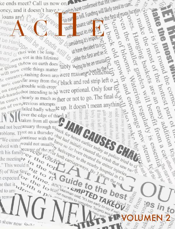 Revista ACHE Vol. 2
