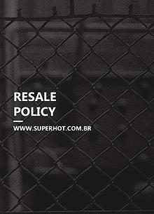 Resale Policy