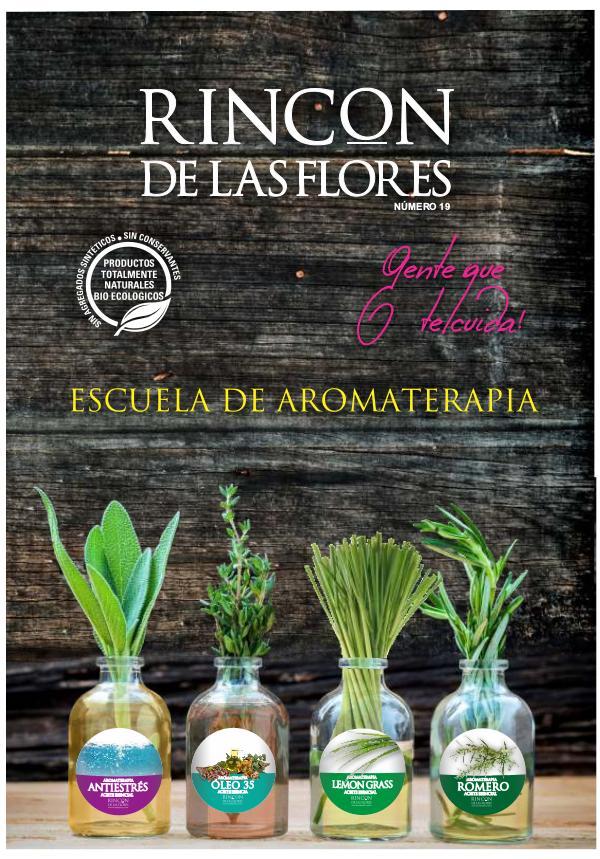 Catálogo Rincón de las flores 2019 segundo semestre catálogo2019-2