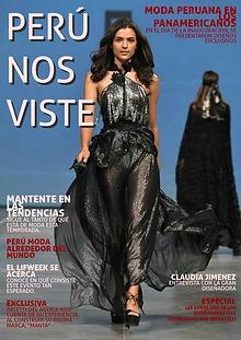 La moda peruana