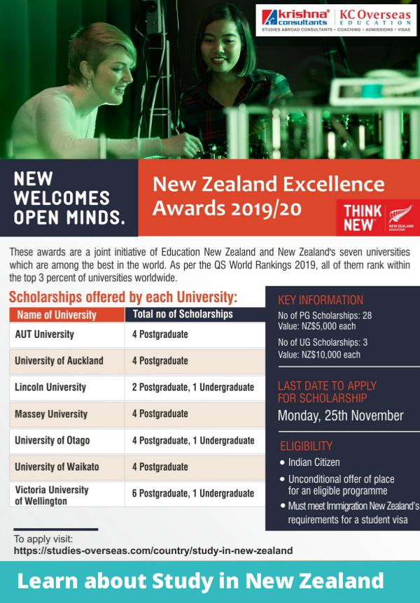 Know about New Zealand Excellence Awards 2019-20 NZ_Excellence Awards 2019-20