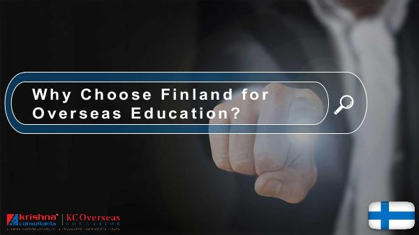 Looking at the aspects of studying in Finland Why Choose Finland for Overseas Education