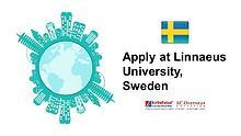 Study at Linnaeus University, Sweden