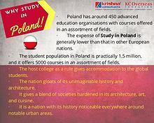 Highlights of Poland as a Study Abroad Destination