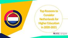 Study about Netherlands as a Study Abroad Destination