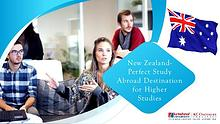 New Zealand as a Study Abroad destination