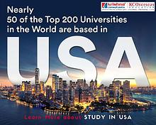 USA - Most Preferred Choice of Study for International Students