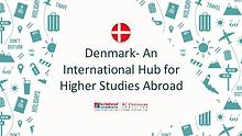 Popularity of Denmark Among International Students