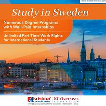 Choose Sweden to be your Study Abroad Destination