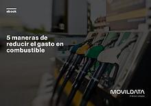 Reducir el gasto de combustible: 5 formas últiles