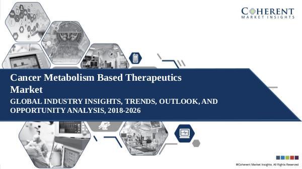 Healthcare Cancer Metabolism Based Therapeutics Market