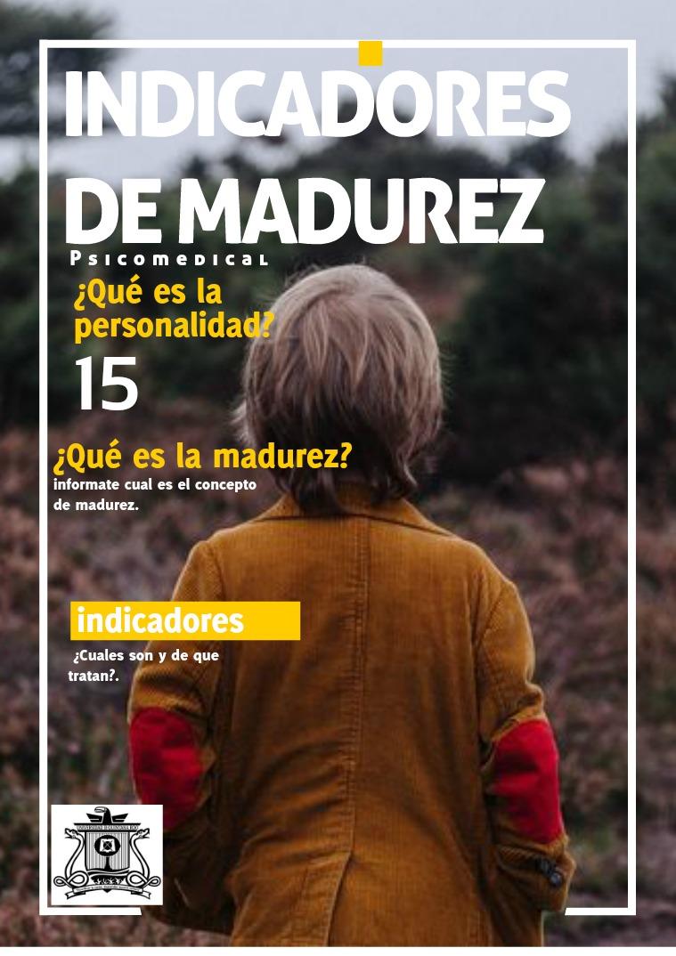 INDICADORES DE MADUREZ VOL1