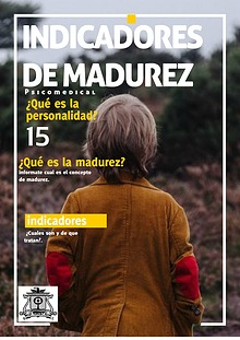 INDICADORES DE MADUREZ
