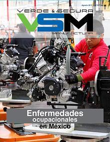 Edición 8. Septiembre 2019. Revista Verde & Segura Manufactura
