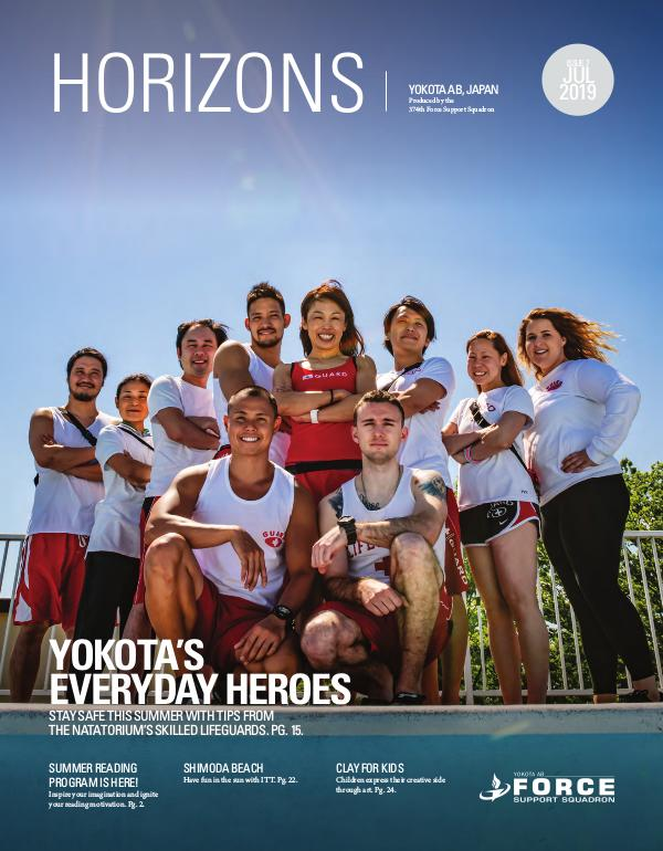 Horizons Magazine | July 2019 Horizons Magazine | July 2019 Reduced