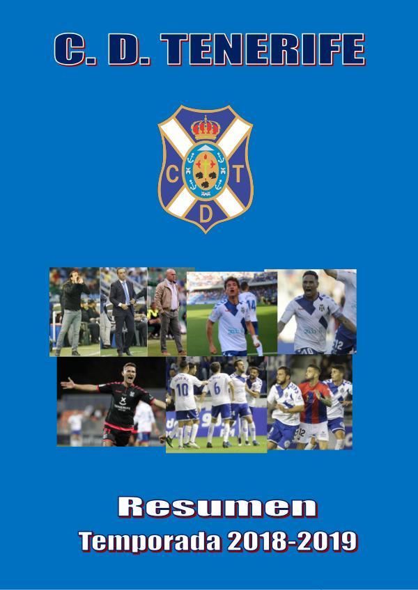Resumen Temporada 2018-2019 - CD Tenerife Resumen Temp. 18-19 (Original)