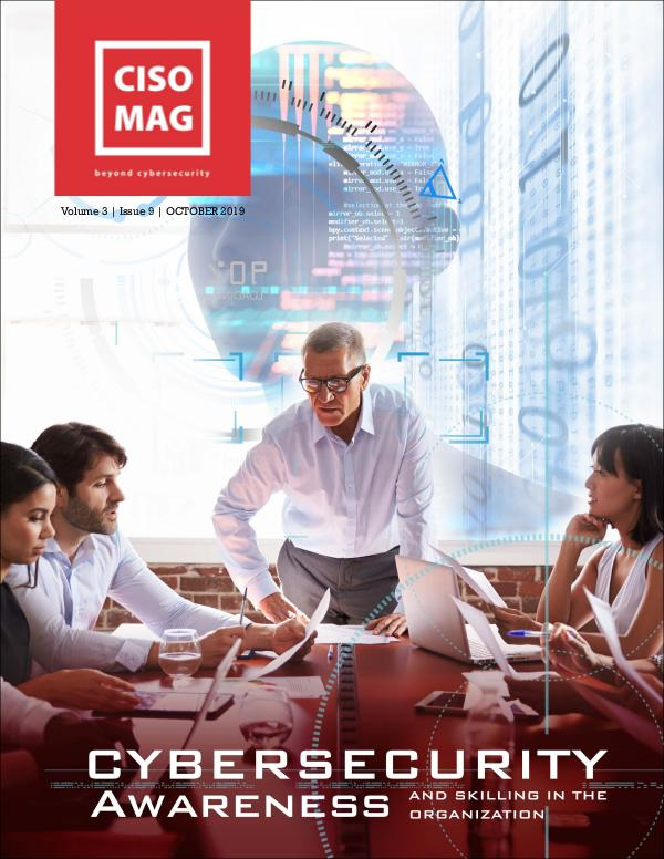 CISO MAG - Cyber Security Magazine & News Cybersecurity Awareness- Oct'19